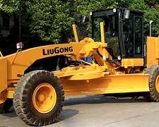 Motoniveladora Clg 4165 Liugong