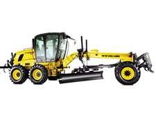 Motoniveladora New Holland Rg 170 + 200 Hp + 17000 Kg