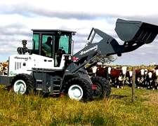 Pala Cargadora Hanomag Farm H148 Balde 1,0 M3 Financiacion