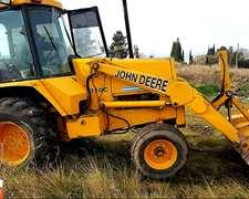 Pala Y Retro John Deere 310c (id472)