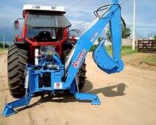 Retro Mo350 Adap. A C/ Tractor- Colocacion En Todo El Pais