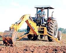 Retroexcavadora Agrícola Para 3 Puntos Modelo: Rta – 6 Tatu
