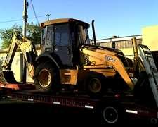 Retroexcavadora John Deere 310g - Muy Buena