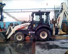 Retroexcavadora Terex Tx760b, Año 2011 - Estado Muy Bueno