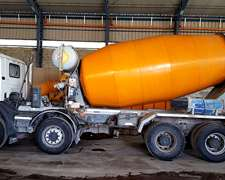 Scania 380 8x4 Mixer Hormigonero 10 M3