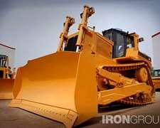 Topadora Iron D7 -226 Hp -23,8 Tn