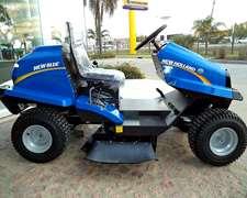 Tractor De Jardin New Holland