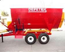 Mixer 9 M3 Depetris