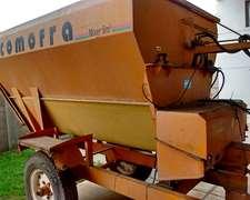 Mixer Comofra 6 Mts3, Con Balanza