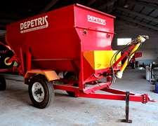 Mixer Depetris 6 M3 Nuevo 0343 4243888