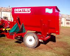 Mixer Depetris De 8,9 M3