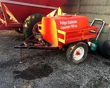 Batan Combustible 1100 Litros Con Bomba