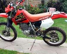 Vendo Moto Honda Xr400r Modelo 1999