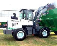 Hanomag H150. 80hp. 4x4. Balde 1,50 Mts. Jostick.power Shift