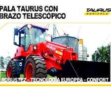 Manipulador Telescopico Marca Taurus Modelo Tl 2500