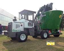 Pala Cargadora Hanomag Farm H140 Nueva