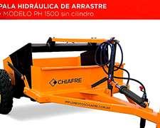 Pala Hidráulica De Arrastre De 2 Metros Cúbicos Chiafre