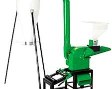 Picadora De Pasto Molino Trf-700 Con Tolva.