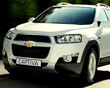 Chevrolet Captiva 2.4 N Ls Fwd Mt