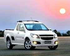 Chevrolet Montana 1.8 Ls Aa+dir