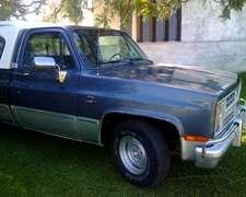 Chevrolet Silverado 91 Americana