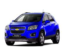 Chevrolet Tracker Awd Ltz + 4x4