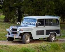 Estanciera 1965 Impecable 0343-156111620