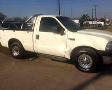 Ford F100 Xlt Cabina Simple 4x2 Modelo 2008