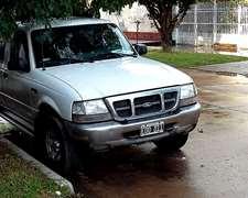 Ford Ranger 4x4 Xlt C/d 2004