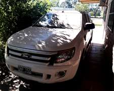 Ford Ranger Xl 2.8l 4x4 Tdi Cabina Doble