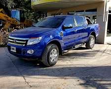 Ford Ranger Xlt - 4x4 - Automática - 2015