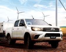 Toyota Hilux - Plan De Ahorro - Cab Simp./ Cab. Doble