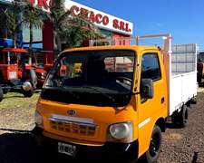 Utilitario Kia 2700 Con Estructura De Carga