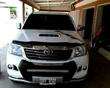 Vendo Toyota Srv 4x4 2015