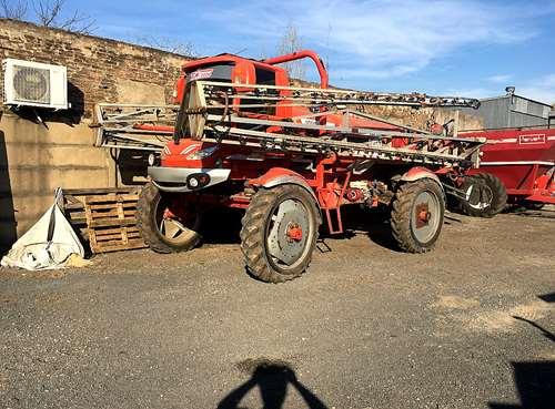 Fumigador Tilo 2000 Motor M Benz 1114