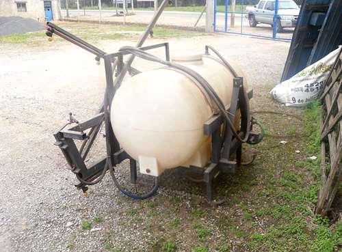 Pulverizador De 3 Puntos 750 Litros,con Bomba