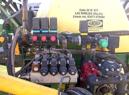 Pulverizador De Arrastre Caiman 3000l - 23 Mts
