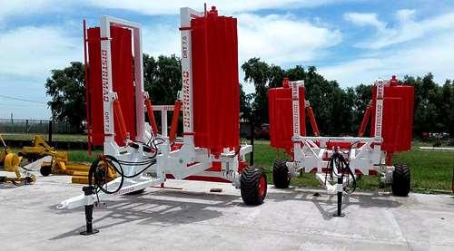 Rolo Triturador 4, 5, 6 Y 7 Mtrs. Marca Distrimaq.