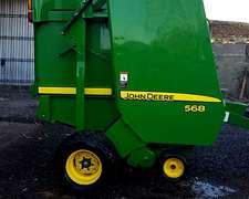 Rotoenfardador John Deere Mod. 568