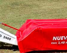Nueva - Segadora De 3 Puntos Sin Acondicionador Moscato 2400