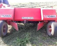Segadora Acondicionadora Yomel Modelo Moscato 3070
