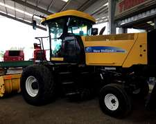 Segadora Autopropulsada New Holland H6080