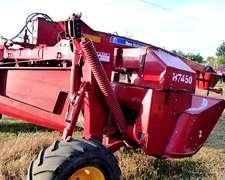 Vendo Segadora New Holland 7450