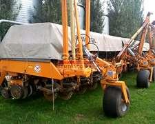 Agrometal Tx Mega 32 A 35 Cm A Placa - Año 2007 - Reparada