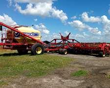 Air Drill Gherardi G600 36 Lineas A 38 Cms
