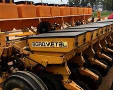 Sembradora Agrometal Tx 9 52