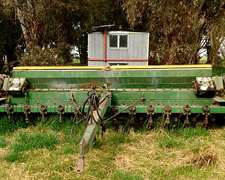 Sembradora Bertini 10000 - 25 A 17.5 - 1997 - Doble Fertiliz