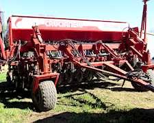 Sembradora De Granos Finos Y Pasturas Con Fertilizacion