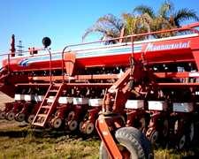 Sembradora De Granos Gruesos Con Fertilizacion