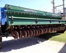 Sembradora Deutz Agrolinea Ds 4300 De 27 Lineas A 17,5cm
